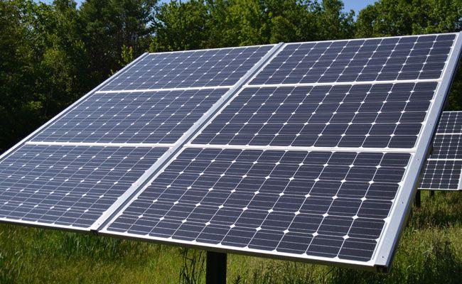 Desarrollos 360 -Paneles solares.